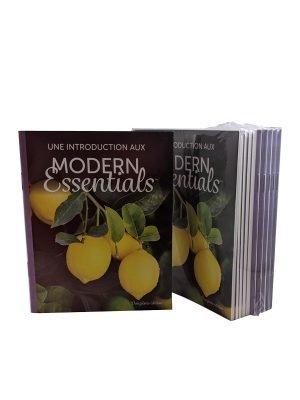 Lot de 10 Livrets: Présentation de la Modern Essentials (12 ème edition)